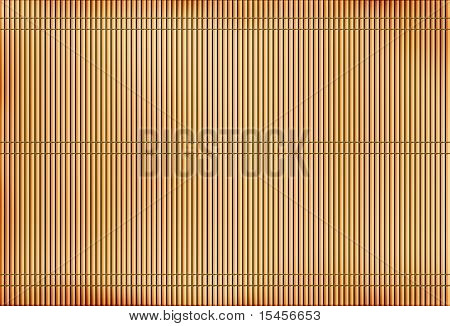 Background - Japanese reed mat
