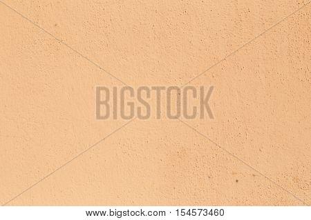 Soft Orange Wall Background