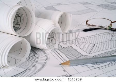 Architect Plans Series