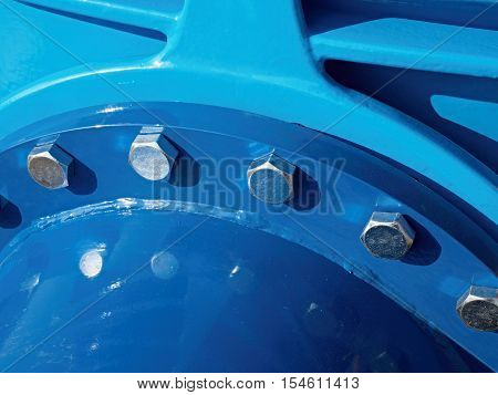 Detail Of 500Mm Drink Water Joint Unit With Screws And Nuts. Collar Pipe Fitting