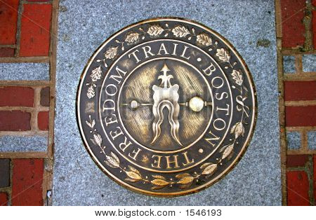 Freedom Trail, Boston..