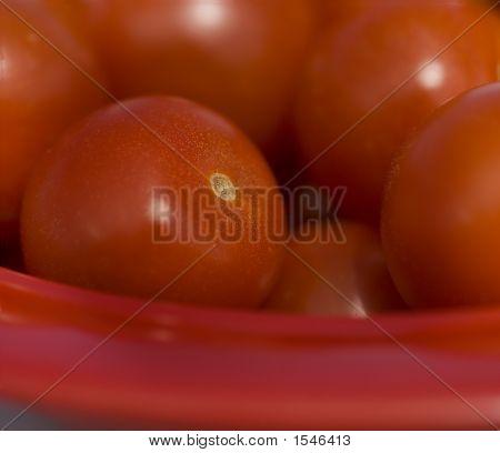 Tomato'S In A Bowl