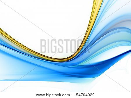 abstract blue gold background texture