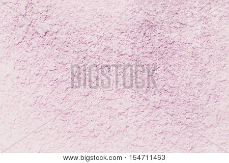 abstract old Pink grunge cement wall textured background