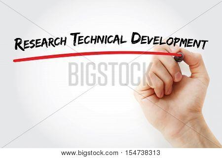Hand Writing Research Technical Development
