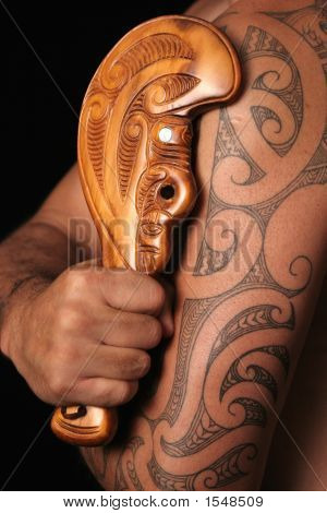 Maori Tribal Patterns