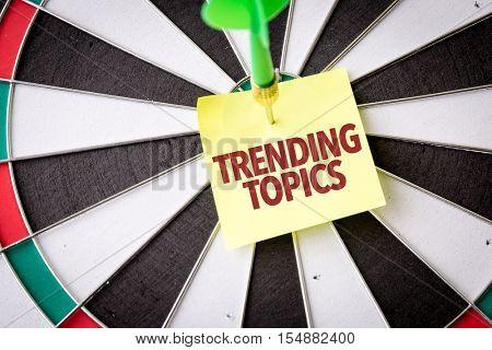 Trending Topics