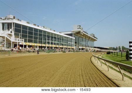 Horse Racetrack