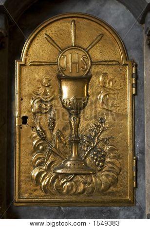 Altar Door