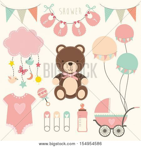 Baby Shower Collections Set