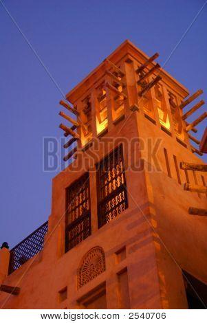Wind Tower, Dubai, United Arab Emirates
