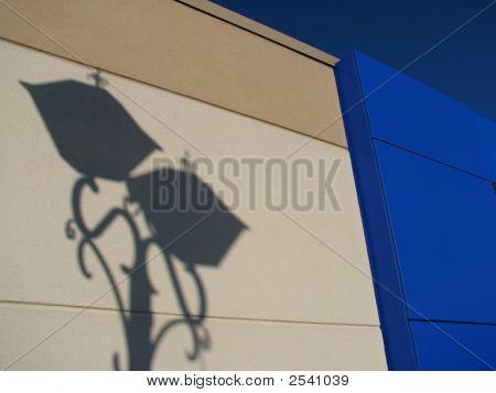 Street Lamp Shadows