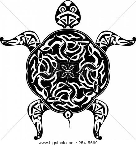 Tattoo Turtle