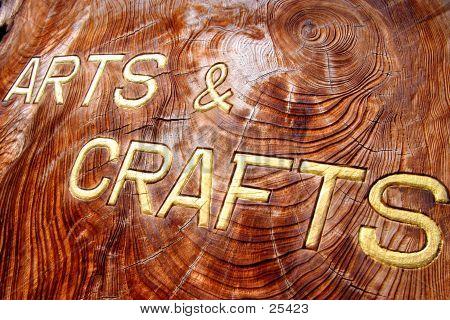 Inscripción de Artes y oficios