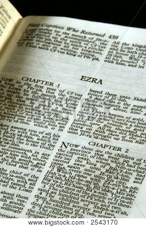 Bible Series Ezra