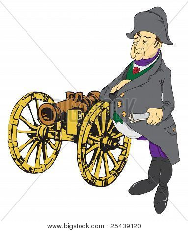 Emperor And Gun