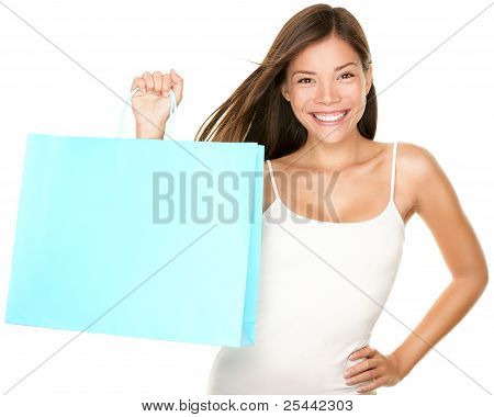 Shopping Bag Woman