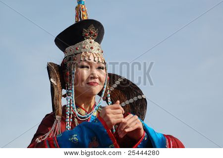 Song And Dance Company Baikal
