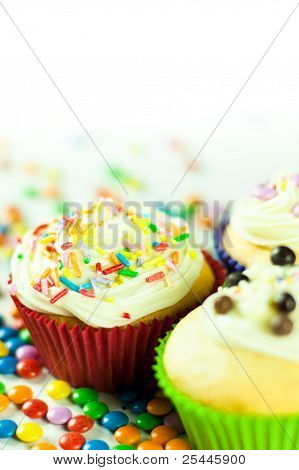 Children Party Cupcake