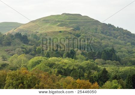 British Camp Iron Age Hill Fort