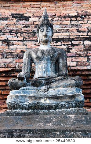 Buddha Image Disciples
