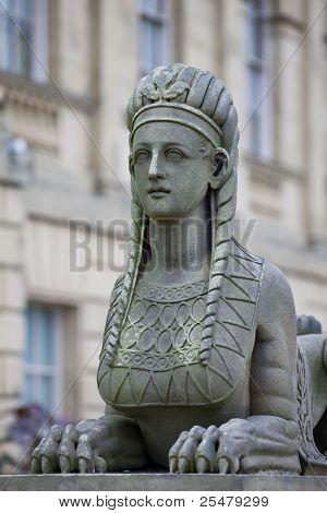 Harewood Sphinx