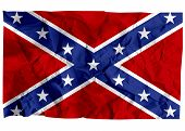 picture of civil war flags  - Flag of the Confederacy in the American Civil War - JPG