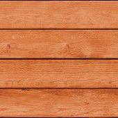 Wooden Planks Seamless Tile. poster