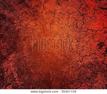Textura de magma