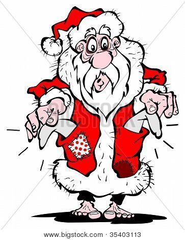 Pauper Santa Claus
