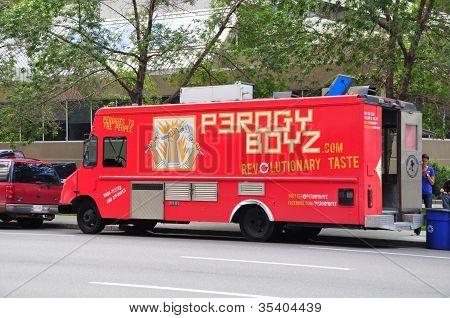 Perogy Boyzs food truck
