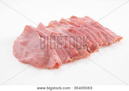 Sliced Pastrami