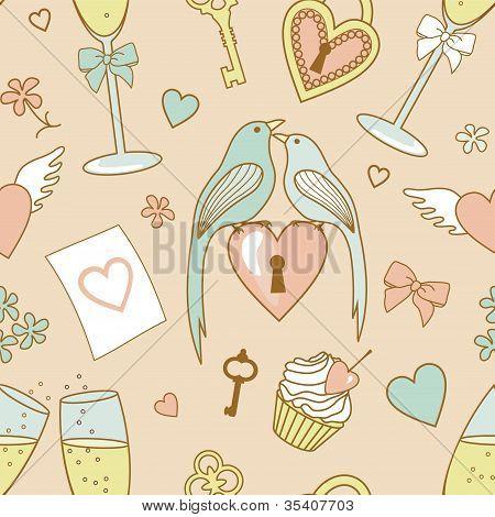 Wedding-pattern