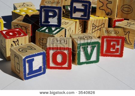 Building Blocks To Love