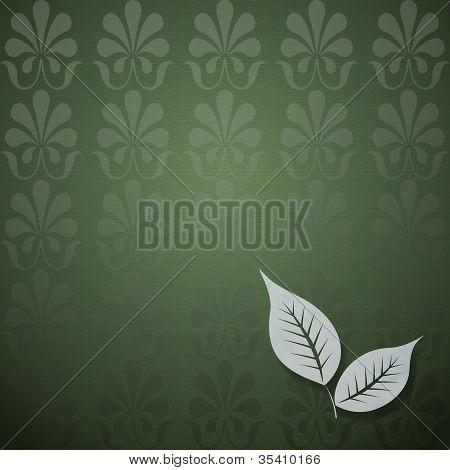 Floral motive