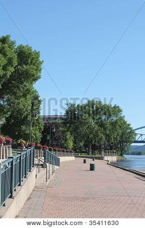 La Crosse Wisconsin Riverfront