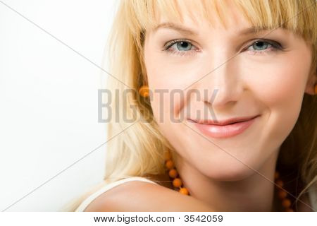 Cheerful Female