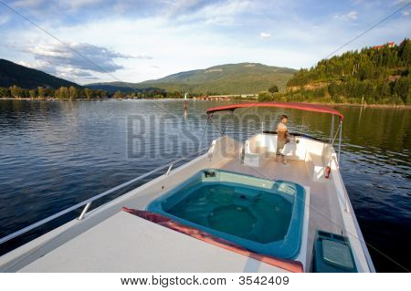 Luxury On A Lake