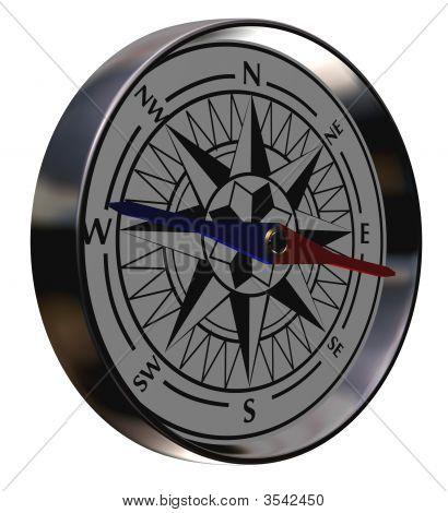 Crome Compass