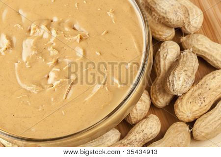Creamy Brown Peanut Butter