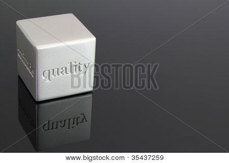 Quality Cube