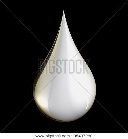 Drop Of Silver