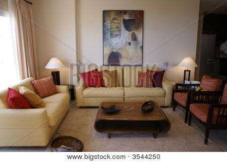 Sitting Room. Living Room