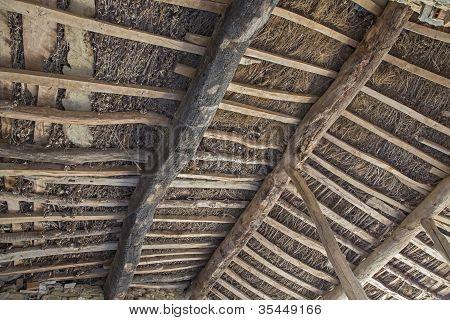 Antique roof
