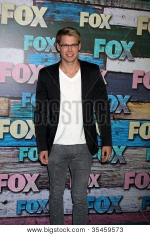 LOS ANGELES - JUL 23:  Chord Overstreet arrives at the FOX TCA Summer 2012 Party at Soho House on July 23, 2012 in West Hollywood, CA