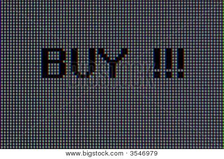 Buy !!!, Macro Pixels