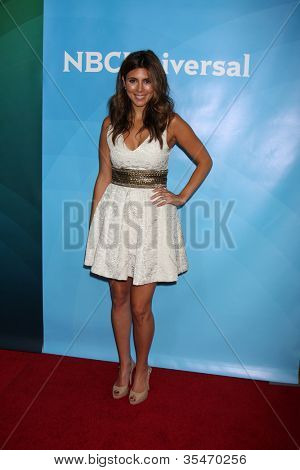 LOS ANGELES - JUL 24:  Jamie-Lynn Sigler arrives at the NBC TCA Summer 2012 Press Tour at Beverly Hilton Hotel on July 24, 2012 in Beverly Hills, CA