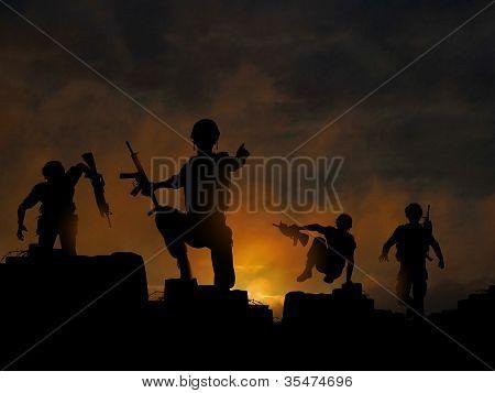 Dawn Offensive