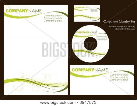 Corporate Identitiy Template