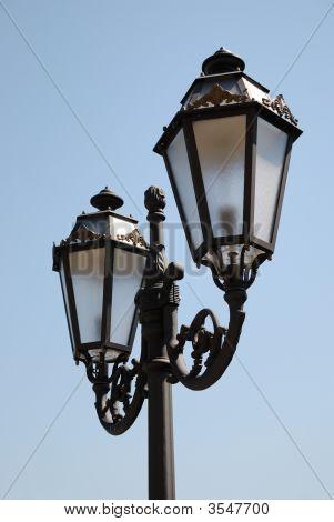 Decorative Street Lantern